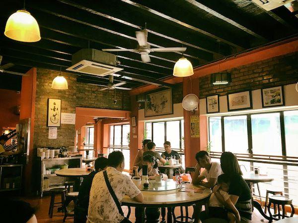 クアラルンプール風ホッケンミーで有名なKim Lian Kee(金蓮記福建麺)