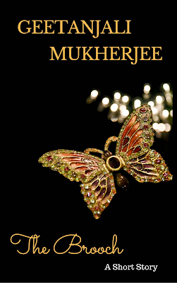 The Brooch by Geetanjali Mukherjee, Fiction, Short Story, Book Review