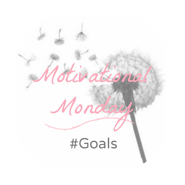 Motivational Monday : Goals | bubblybeauty135