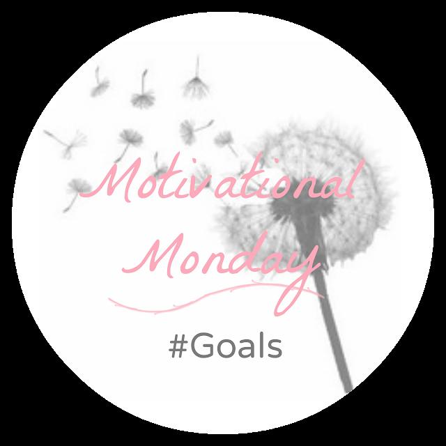 Motivational Monday : Goals | bubblybeauty135