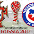 Confederations Cup 2017: Portugal vs Chile Preview