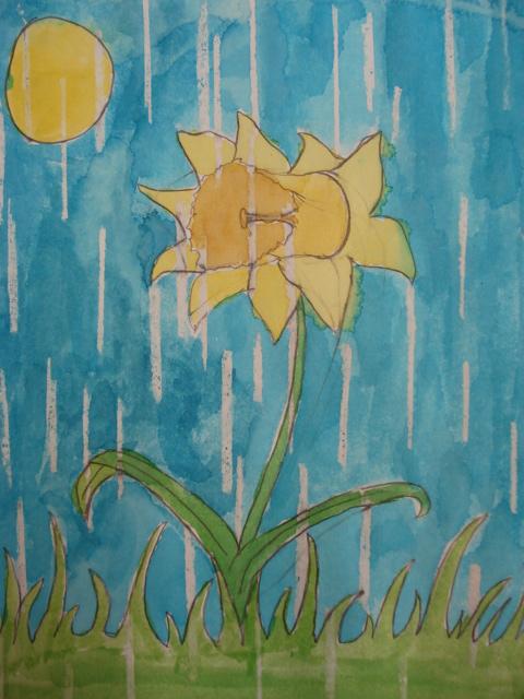 A Faithful Attempt April Showers