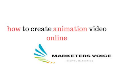 انشاء الرسوم المتحركة , كيفية عمل فيلم كرتون بسيط