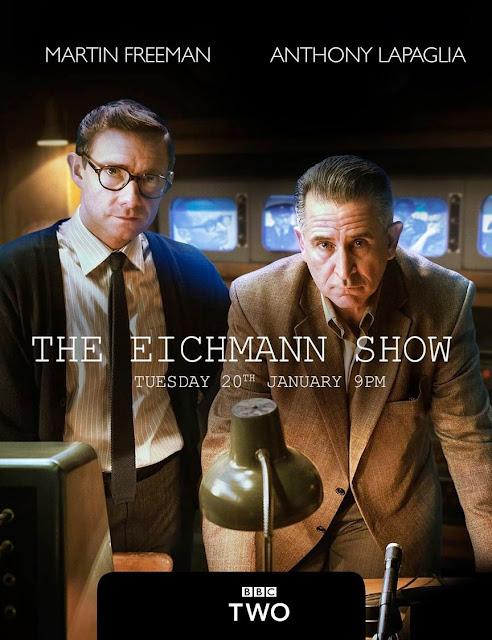 The Eichmann Show (2015) ταινιες online seires xrysoi greek subs