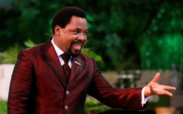 'TB Joshua Using 'Demonic Powers' - American Pastor Reveals Where She Saw Him