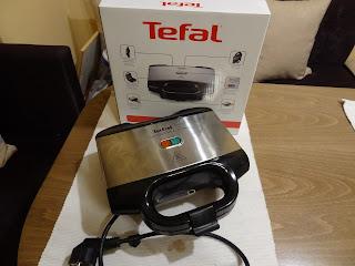 Tefal Ultaracompact SM1552 sandwich maker