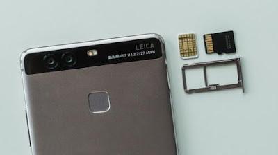 Huawey P9 , smartphone android dengan kamera terbaik