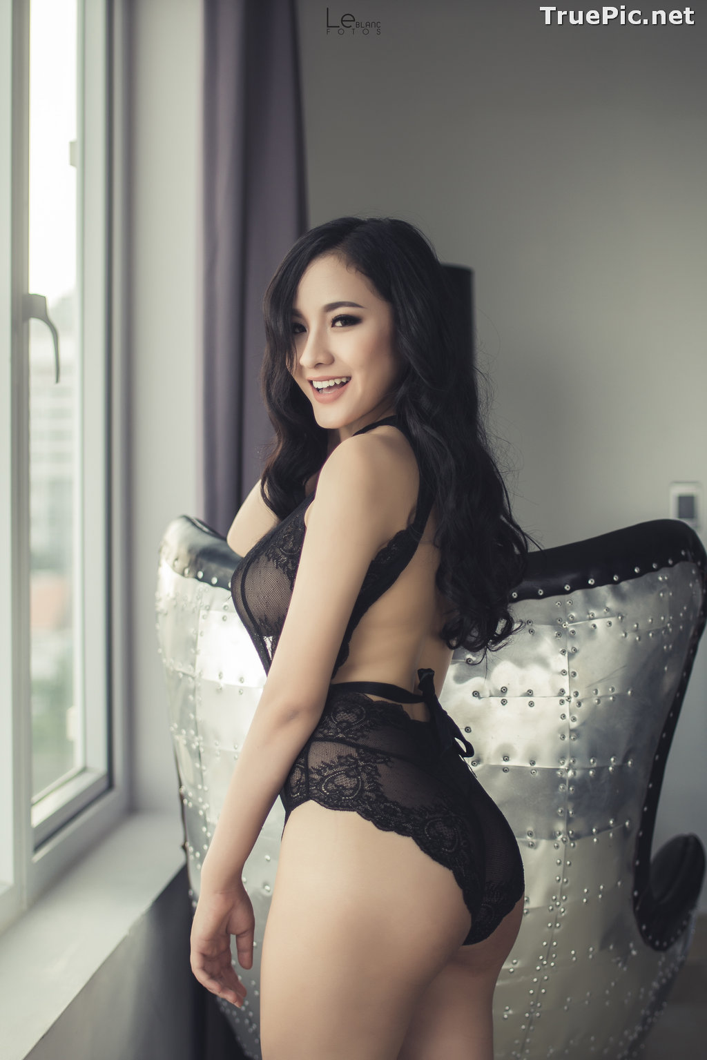 Image Vietnamese Beauties With Lingerie and Bikini – Photo by Le Blanc Studio #12 - TruePic.net - Picture-3