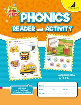 Phonics reader and activities