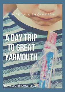 Norfolk with Children : A day trip to Great Yarmouth