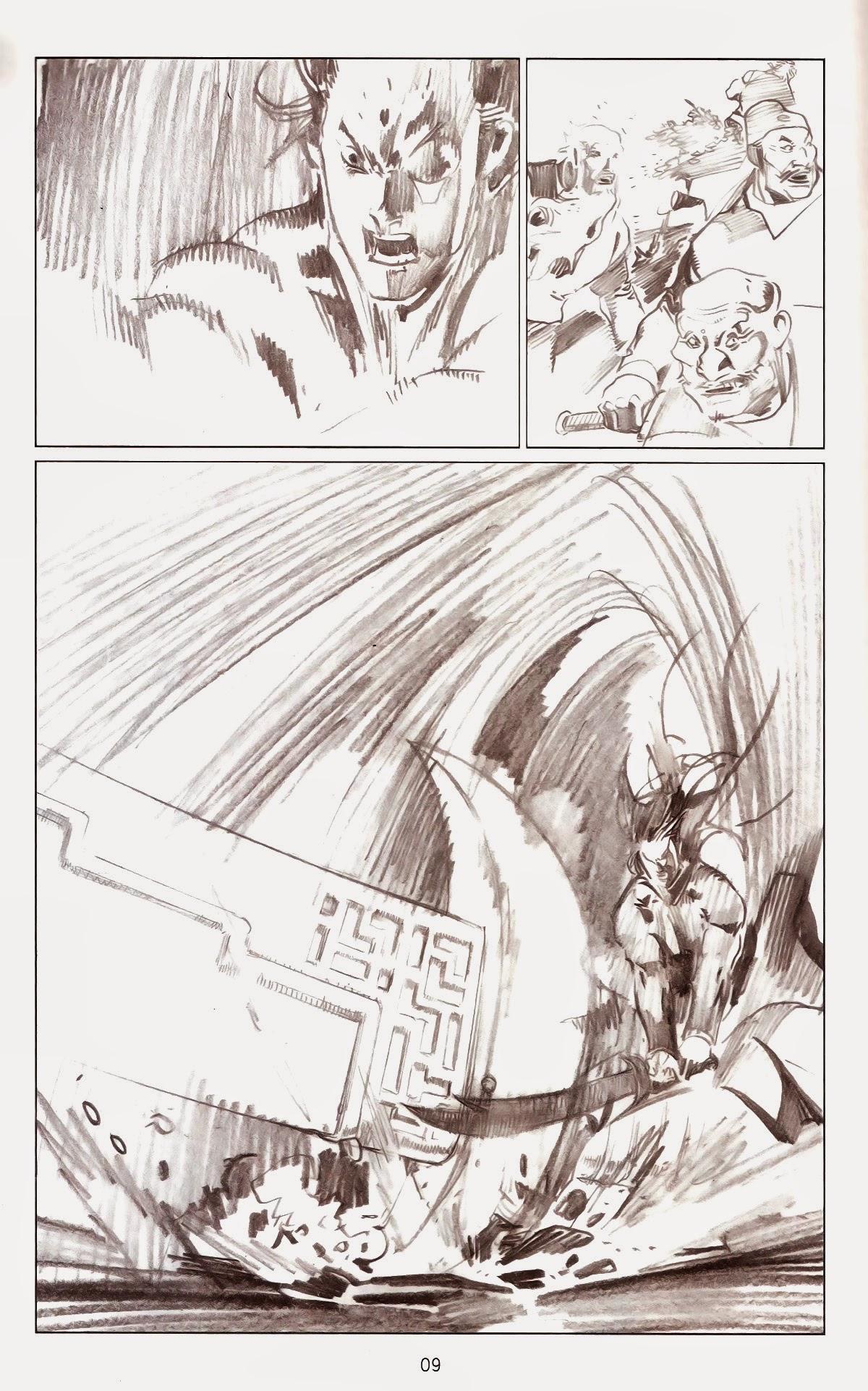 Phong Vân chap 675 - Trang 7