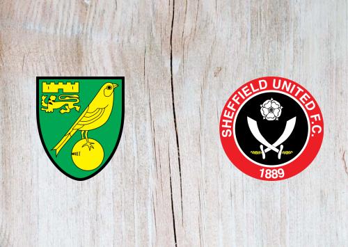 Norwich City vs Sheffield United -Highlights 8 December 2019