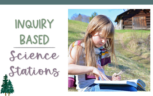 inquiry-based-science-stations