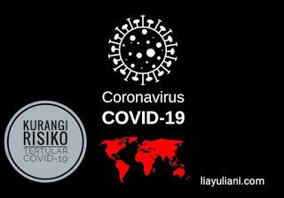 Kurangi Risiko Tertular Covid-19