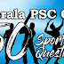 50 Questions and Answers on Sports  | Kerala PSC GK