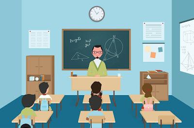 Sekolah Online VS Sekolah Offline, Manakah Yang Efektif Untuk Dunia Pendidikan