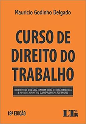 Curso De Direito Do Trabalho (Português)