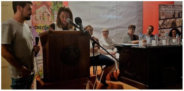 Respaldo social a la labor de la Casa Hogar de la Caridad de Baeza y el Colegio San Rafael de San José de la Montaña
