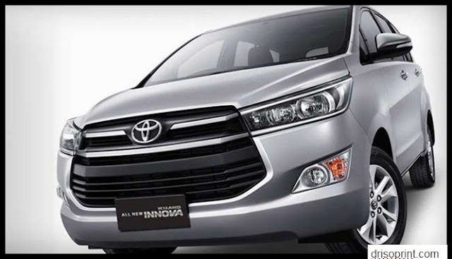 Toyota Launches All-New 2016 Innova in Asia Pacific