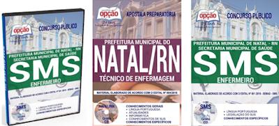 apostila SMS de Natal ENFERMEIRO