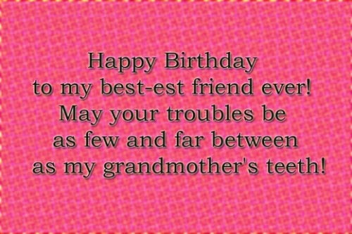 All Stuff Zone Birthday Wishes Of Friend