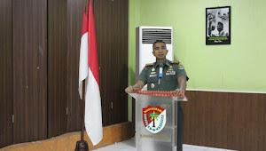Kolonel  Kav. Valian Wicaksono : kita siapkan semua komponen baik Komponen Utama, Pendukung maupun Cadangan