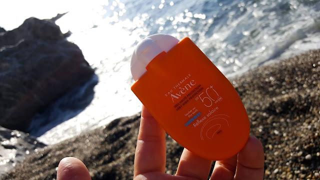 Avene Reflexe Solaire Spf 50+ Güneş Koruma Kremi