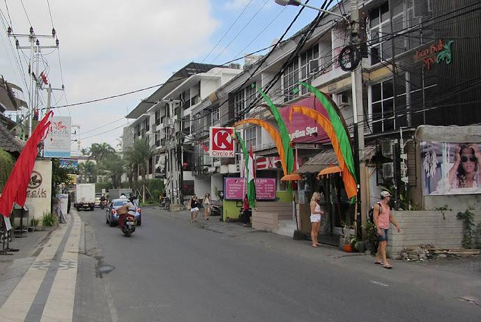 Calle de Seminyak