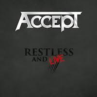 Download, Accept, Restless & Live, Blind Rage, Live in Europe 2015