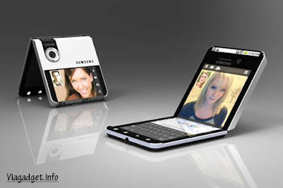Samsung Hadirkan Ponsel Lipat Terbarunya Di Pameran Mobile Dunia