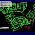 مخطط شبكات الصرف الصحي اوتوكاد dwg