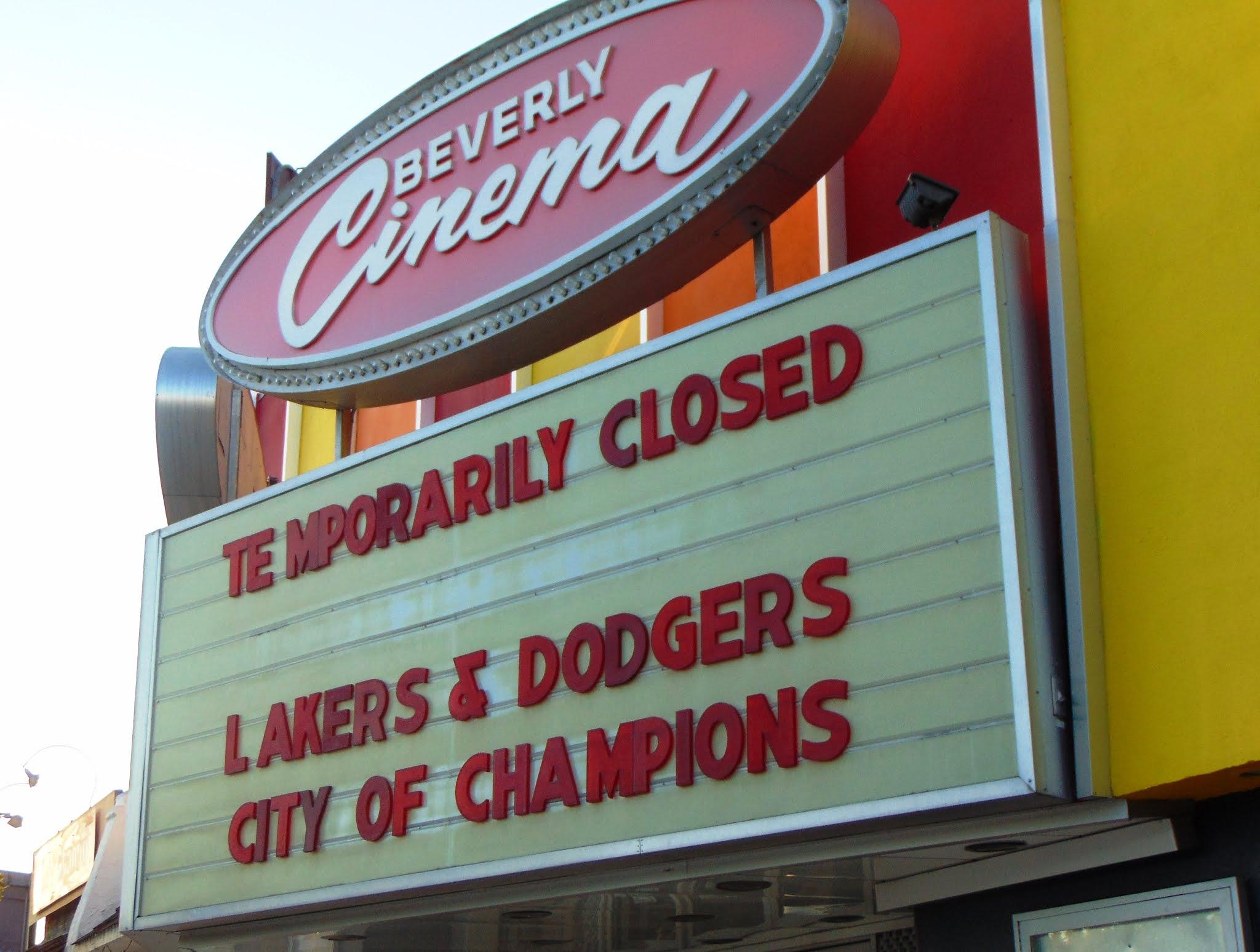 Temporarily Closed.