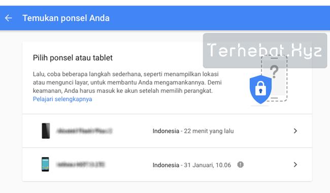 keluar dari gmail secara remote atau jarak jauh
