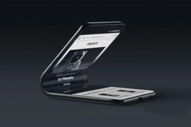 سامسونج قد تكشف عن هاتف جديد قابل للطي قبل الإعلان عن Galaxy S11