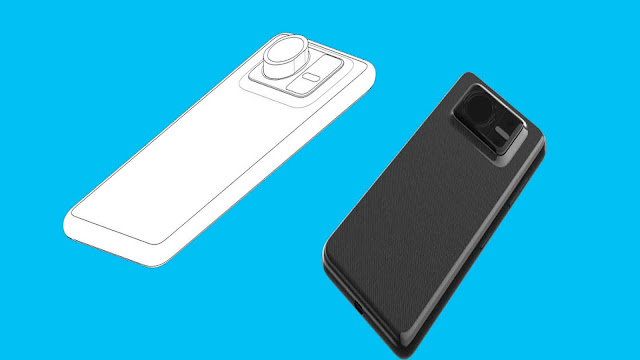 شركة هواوي تحصل على براءة اختراع هاتف بعدسات قابلة للإزالة