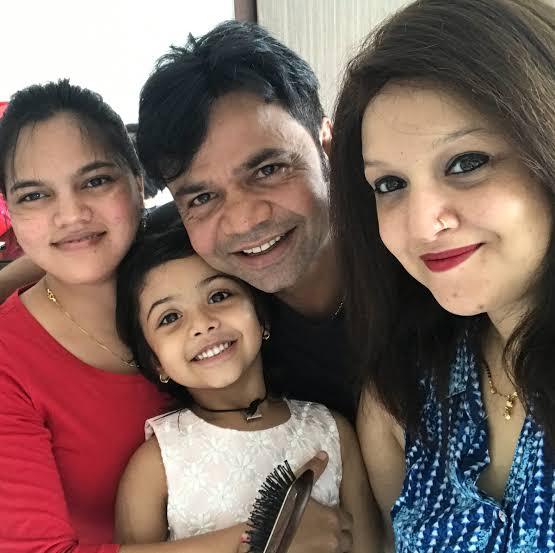 Rajpal Yadav And his Family