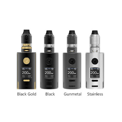 The special offer of Vapefly Kriemhild Kit!