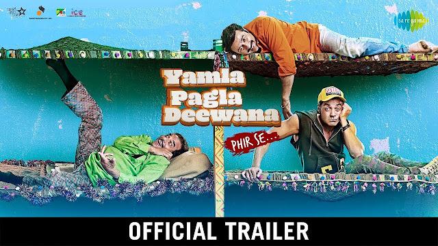 Yamla Pagla Deewana 2 720p download movies