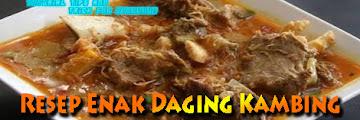 Resep Daging Kambing Cocok Untuk Pemula