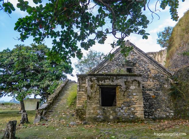 Casa da Guarda do Forte dos Remédios, Fernando de Noronha