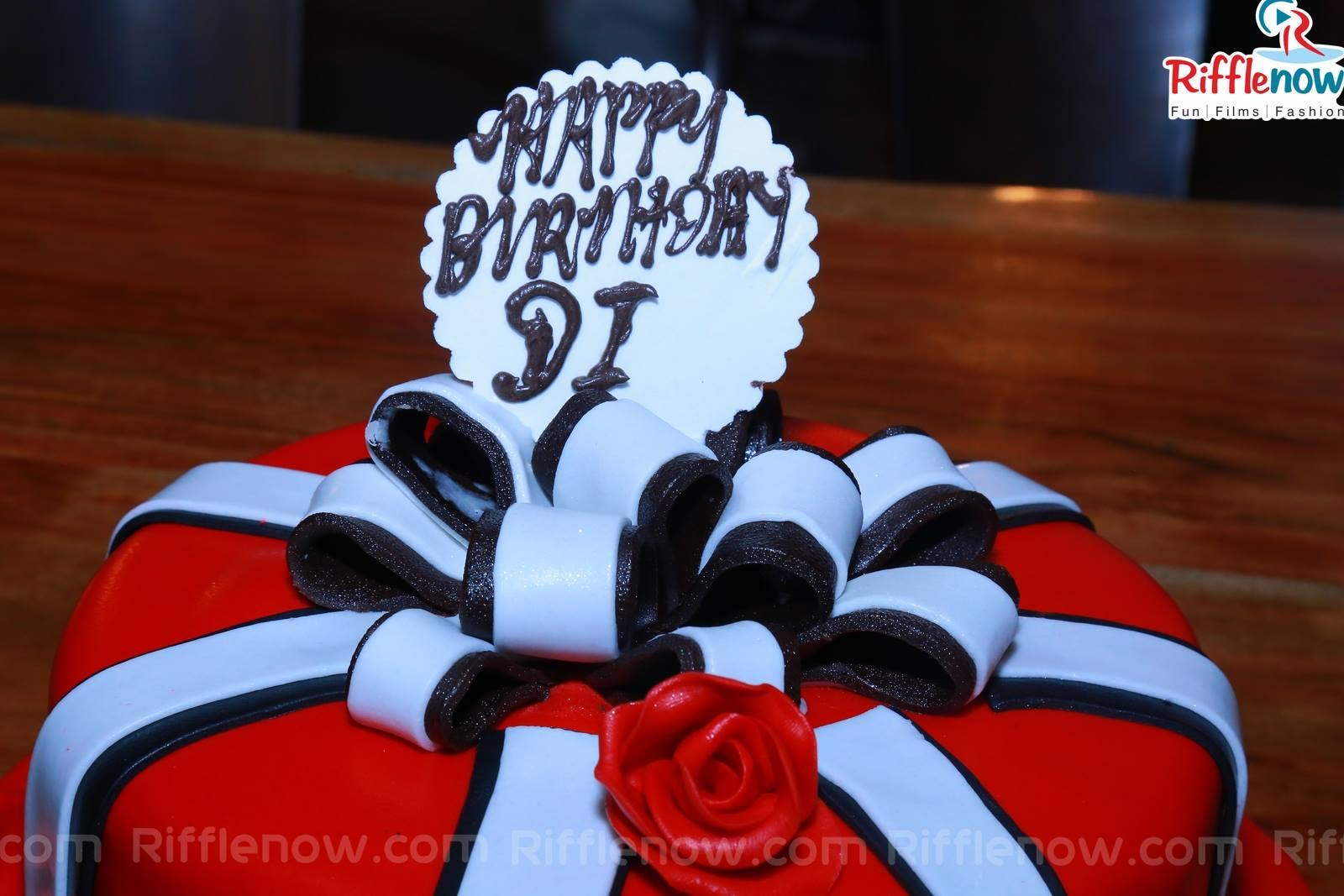 Birthday Name Cake Happy Birthday Di Cake