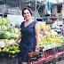 De compras en el Mercado de Chacao