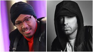 Eminem and Nick Cannon photos