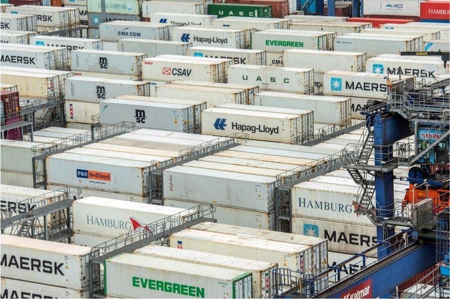 Portos do Paraná alcança novo recorde de movimentação de cargas