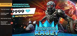 Kaget Diamon Event Free Fire