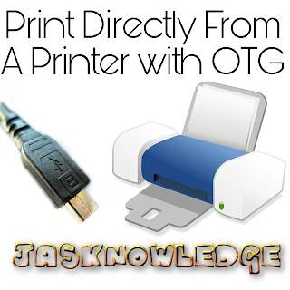 Print directly
