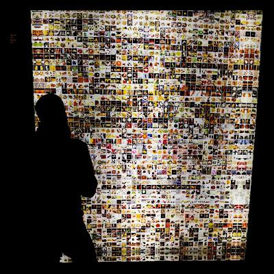 """exposición """"Ferran Adrià i elBulli"""""""