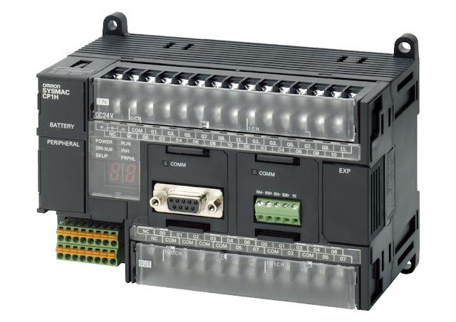 CP1H - PLC bertipe Compact