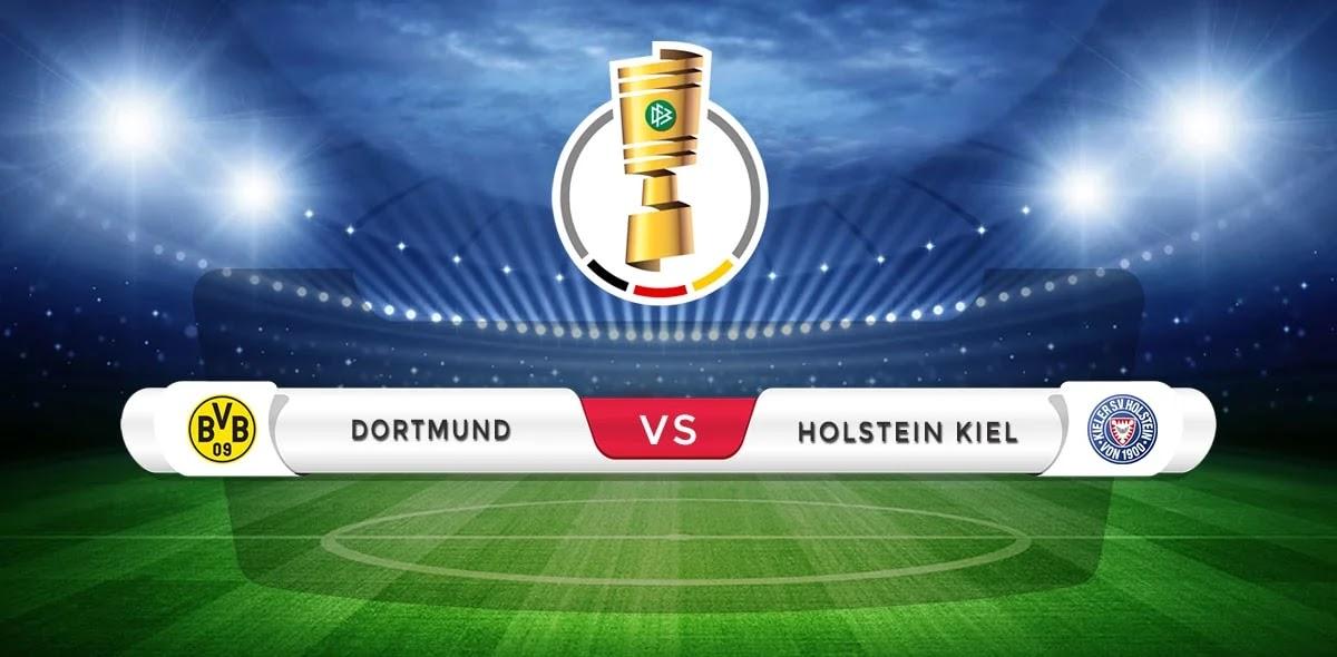 Borussia Dortmund vs Holstein Kiel Prediction & Match Preview