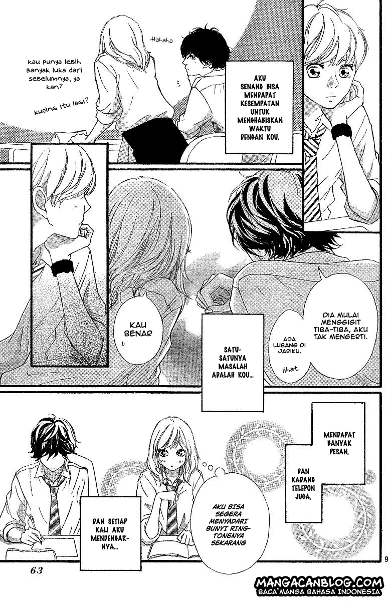 Ao Haru Ride Chapter 18-11